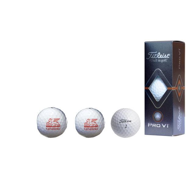 Golfbälle 3-er Pack