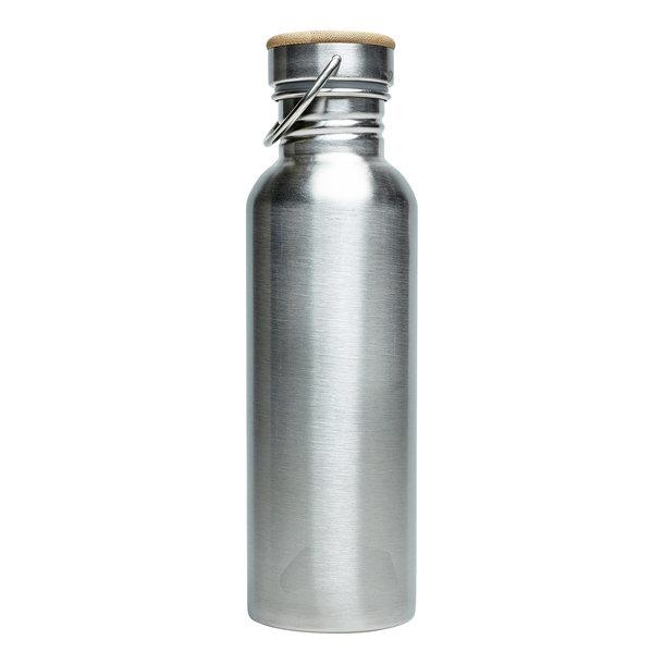 RETULP Trinkflasche silber
