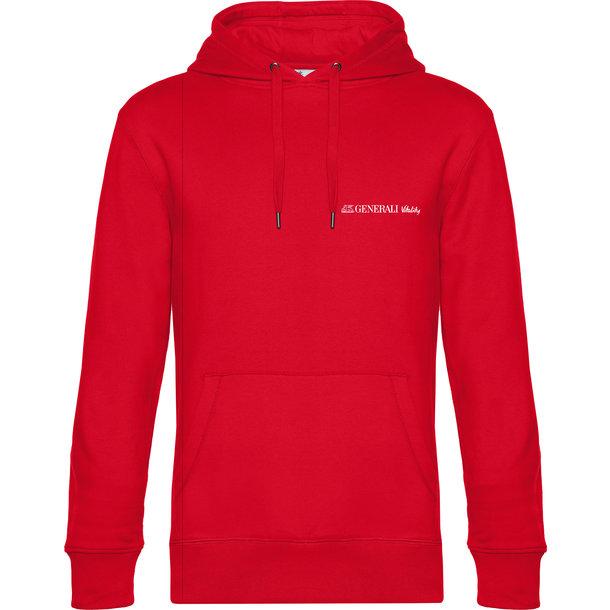 Herren Kapuzen Sweater Vitality