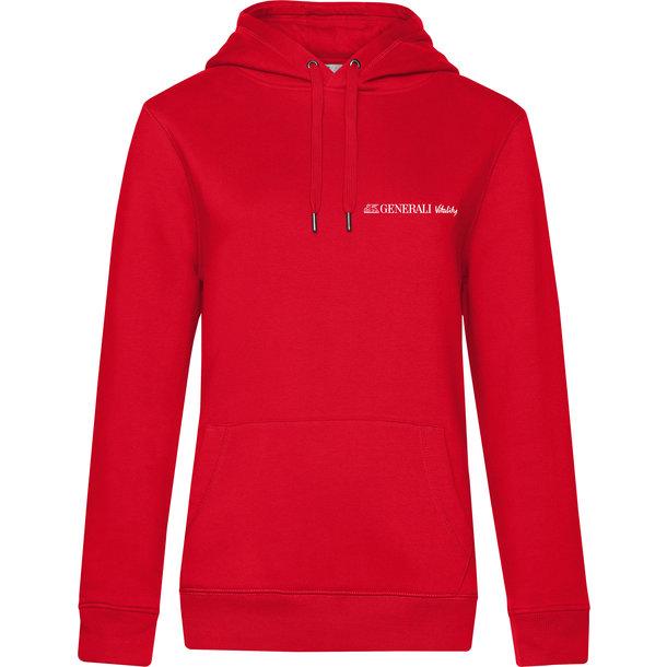 Damen Kapuzen Sweater Vitality